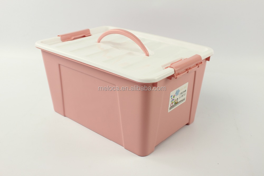 wholsale kid plastic container watch storage box