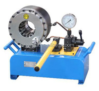 CE ,ISO 9001, 30 years manufacturing exprenice manual hydraulic crimping machine