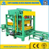 QT4-25B hydraform block making machine price
