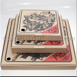 7 inches custom printed Pizza boxes