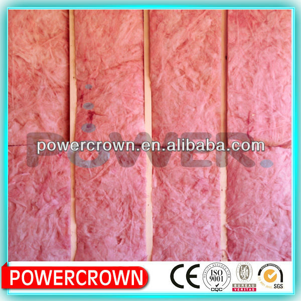 exterior roof insulation warmth keeping material/aluminium foil faced thermal insulation/fiberglass coated aluminum foil