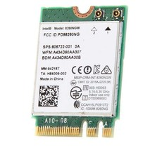 For Intel Dual Band Wireless-AC 8260 8260NGW NGFF M.2 867Mbps Wifi Bluetooth 4.2 Wlan 2.4G/5Ghz Network WIFI CARD