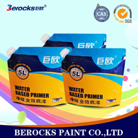 emulsion paint/ anti-yellowing waterproof interior wall paint for subtropical climate/warm and humid climate