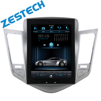 9.1inch Android7.1.2 vertical car dvd gps navigation system player for Chevrolet cruze 2009-2014