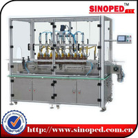 High Productive Oil Pastel Filling Machine