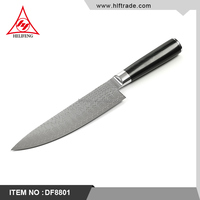 High Quality Damascus Blade Chef Knife Fancy Kitchen Knife
