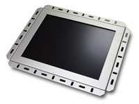 New Smallest Metal Open Frame Capacitive Touch Screen 10.4 Inch Monitor