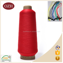 factory outlet 100% nylon yarn for lanyard