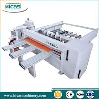 Precision Sliding Table Cutting Beam Panel Saw Machine