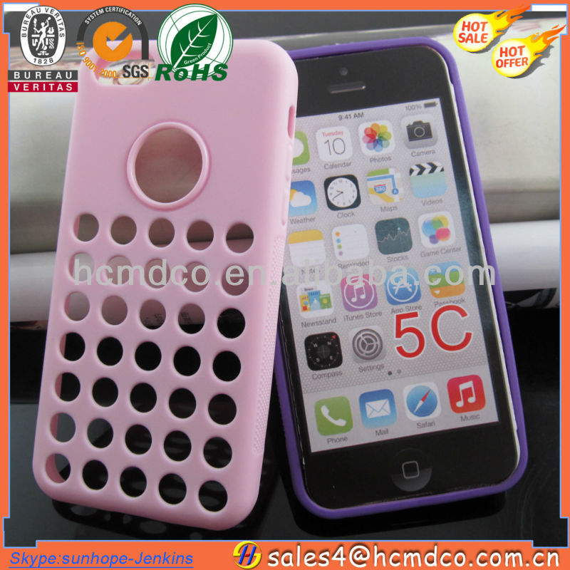 2013 hot selling for iPhone 5C case,for iphone 5c silicone case official,case for iphone 5c original