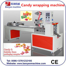Shanghai Manufacture Horizontal Automatic Wrapping Machine for Lollipop
