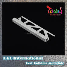 Taiwan Decorative Metal Furniture Corner Decoration Home Free Sample Tile Trim