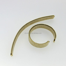 High-quality metal elastic 12 14 16 18 20mm swatch watch strap