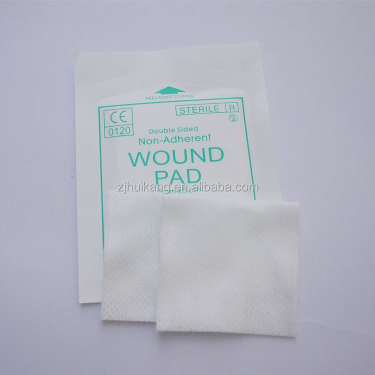 Disposable Medical Non-woven gauze pieces by ETO Sterile