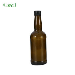 200 ml grab size packaging gallon amber beer glass bottle