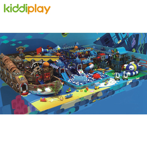 cheap price kids indoor ocean playground equipment for sale