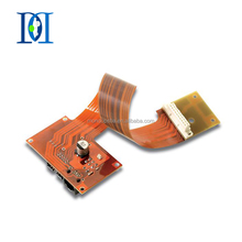 OEM digital lcd display flat flex cable connector fpc, led flexible pcb strip light FPC