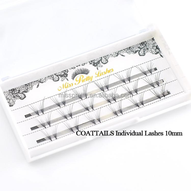 07dbe21d0c5 Express Fans Volume Lashes 2D-10D flare cluster individual salon private  label mink eyelashes