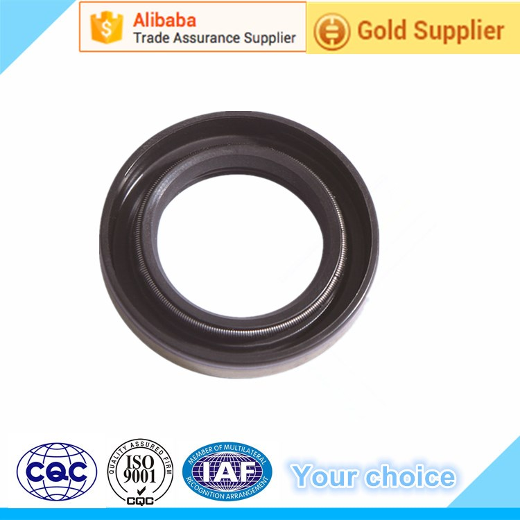 oil resistance gearbox shaft double lip oil seal