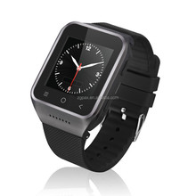 1.5 Inch ZGPAX S8 Watch Mobile Phone MTK6572 Dual Core RAM 512MB Android 4.4 Bluetooth Watch WCDMA (Black)
