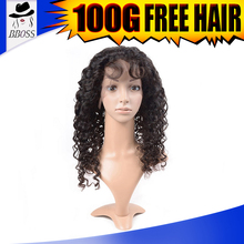 Fashionable expensive brazilian human hair wigs, french lace for wig making, wholesale bobbi boss wigs