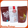 Hot Sell Zipper Chinese Tea Packaging