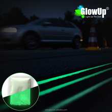 Strontium Aluminate Glow In The Dark Pigment Photoluminescent Powder Use For Road Marking Paint