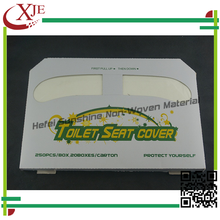 Disposable PP potty protector/ toilet seat covers for hotel, travelling
