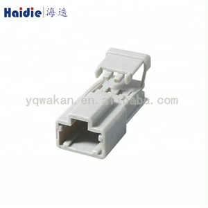 Haidie 3 pin waterproof female auto plug wire housing connector 6098-0242