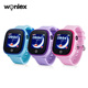 Wonlex In Stock waterproof IP67 smartwatch Android smart watch with camera mobile watch phone