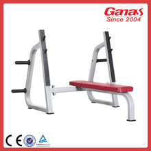 Ganas Commercial Fitness Machine incline bench press strength trainer