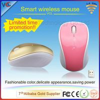 new products on market 2.4g wireless optical mouse driver usb crystal decorate wireless mouse x5tech wireless mouse