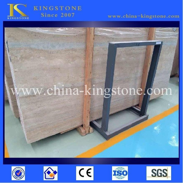 Good Quality silver travertine stone for sale