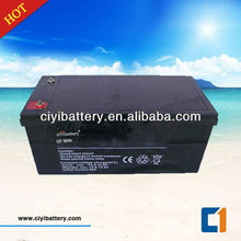 Solar System Battery Deep Cycle Battery 12v 180ah