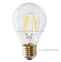LED Filament A60 Bulb Lamp E27 - GEO Technik Germany