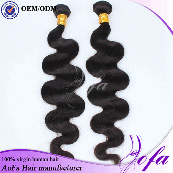 2016 Hot products brazilian loose wave hair extensions