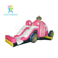Cheap Princess Inflatable Bouncy Castle For Children