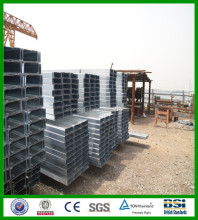 hot rolled/cold rolled c channel steel american standard