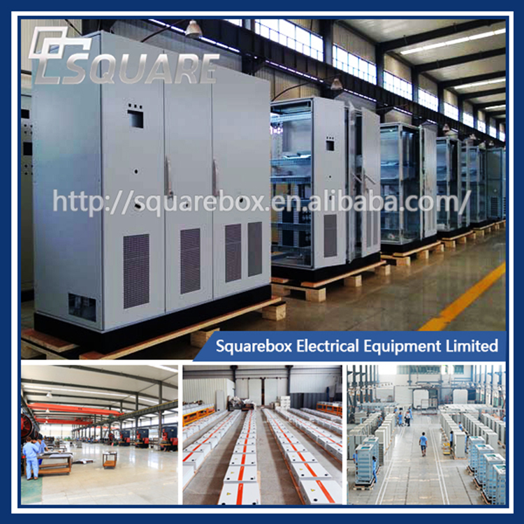 Factory price customized size Camps closure rittal control panel closure with panel inside