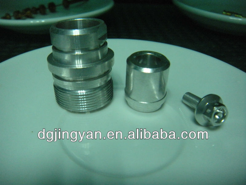 custom made cnc machined aluminum parts made in China