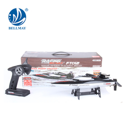 2.4 GHz Brushless RC Boat 50KM/H High RC Hobby Radio Control Style Feilun FT012