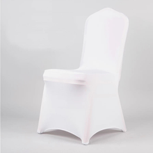 White spandex universal chair cover wedding supplier cheap price for sale