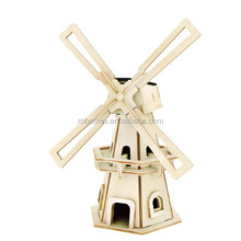 Solar toy windmill model for kids educational kids toy
