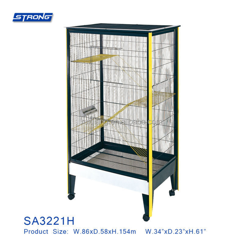 SA3221H (Large Chinchilla) cage