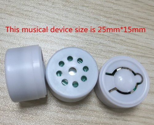 Mini Voice Musical Box Recordable Push Button Sound Modules for Small Gift Toy