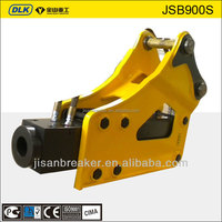 Hydraulic stone Breaker in Excavator for Kobelco SK100 SK115, Hydraulic side Hammer,excavator jack breaker