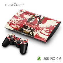 Hot new products full body skin sticker for ps3 game decorate sticker