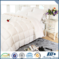 Newest design top quality plain white hotel duvet