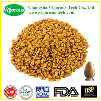 100% Natural Fenugreek Extract/Fenugreek Extract powder/Fenugreek powder
