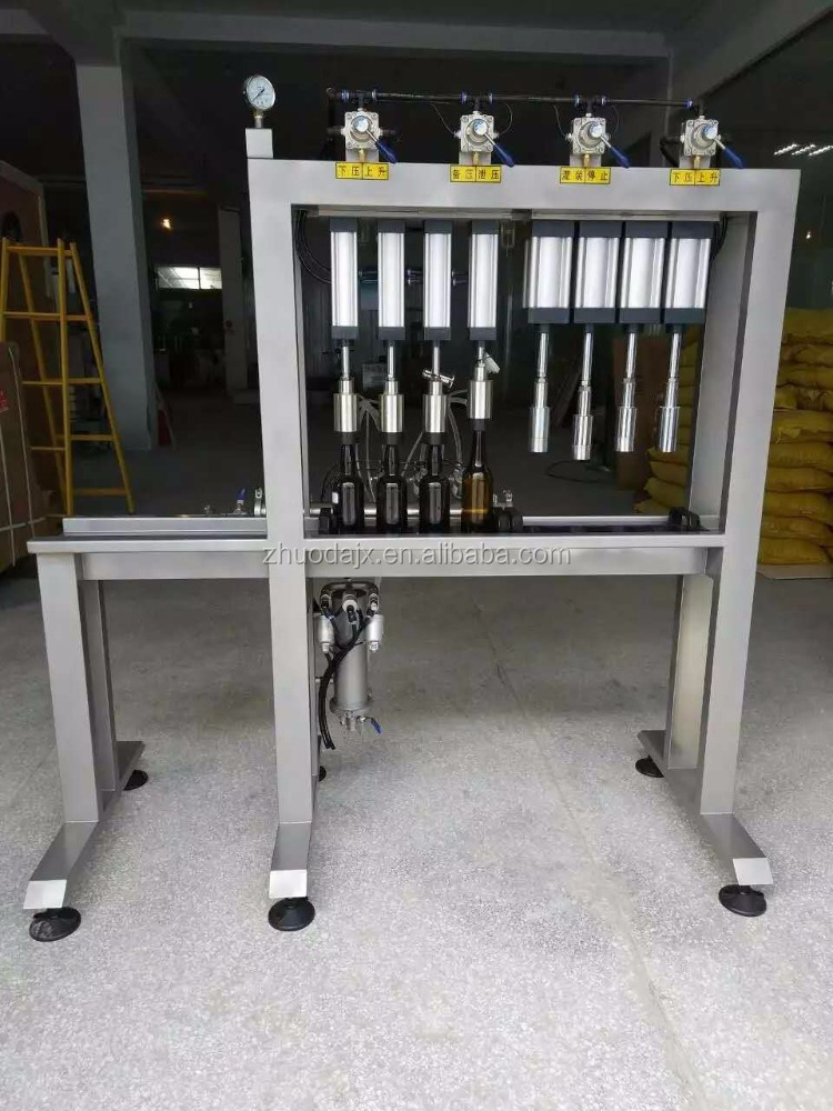 Wholesale small beer brewery machine, Beer bottle filling and capping machine,Canning and bottling line